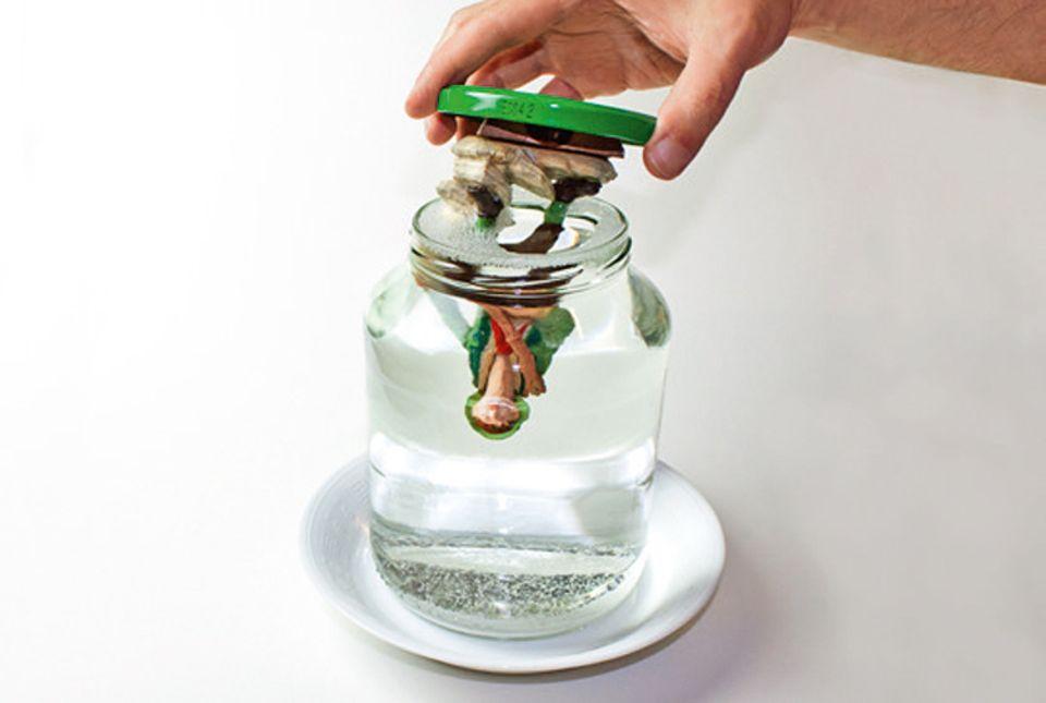 Upcycling: Neues aus Altem - so motzt ihr Abfall auf