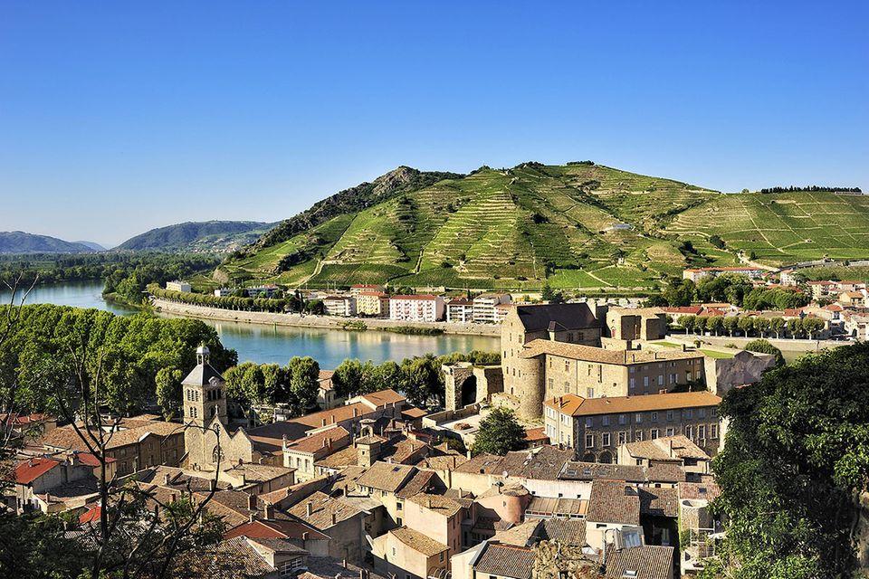 Frankreich: Mit dem Rad entlang der Rhône