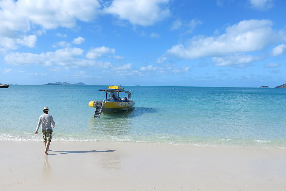 Australien: Inselhopping am Great Barrier Reef