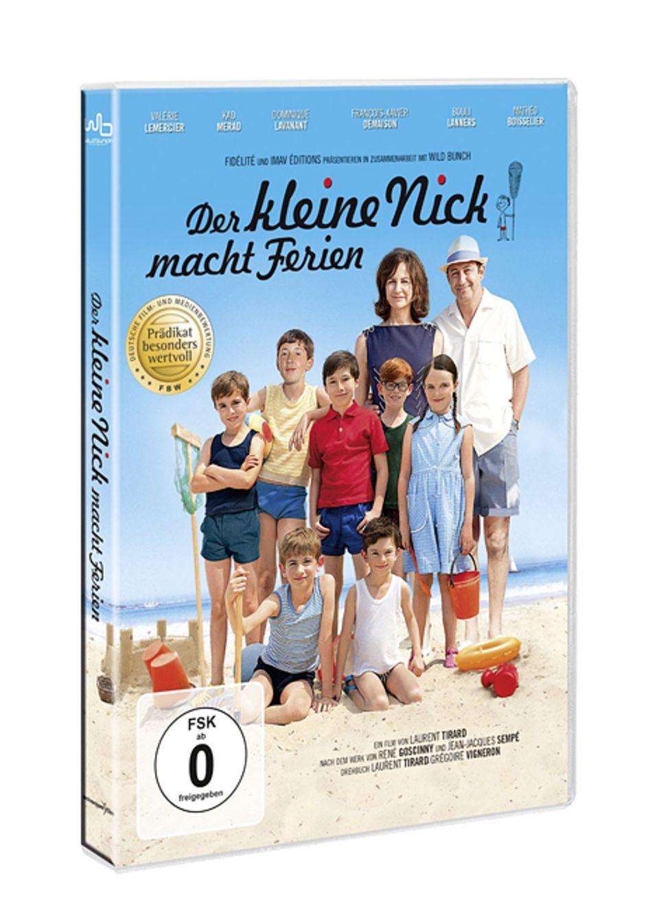 Kino: DVD-Tipp: Der kleine Nick macht Ferien
