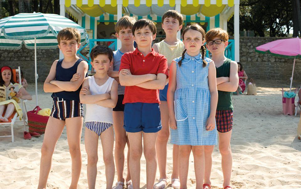 Kino: Nick findet am Strand jede Menge neue Freunde: Ben, Früchtchen, Jojo, Paulchen und Como