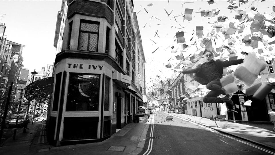 London: Andrea Scibetta ist 3-D-Künstler