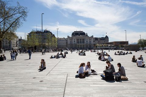 Europa-Ranking: Diese Städte tun was für saubere Luft