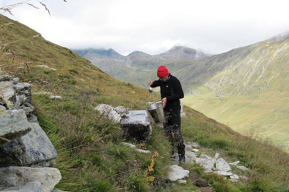 Auszeit: Leben auf einer Schweizer Alm