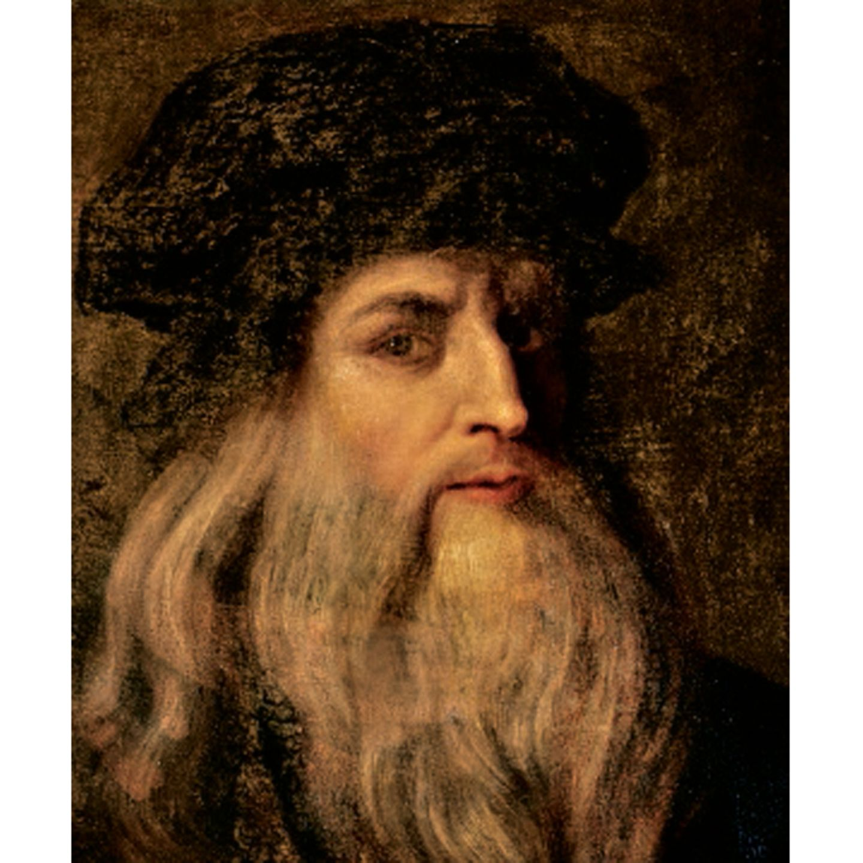 Leonardo da Vinci Porträt eines Universalgenies   [GEO]