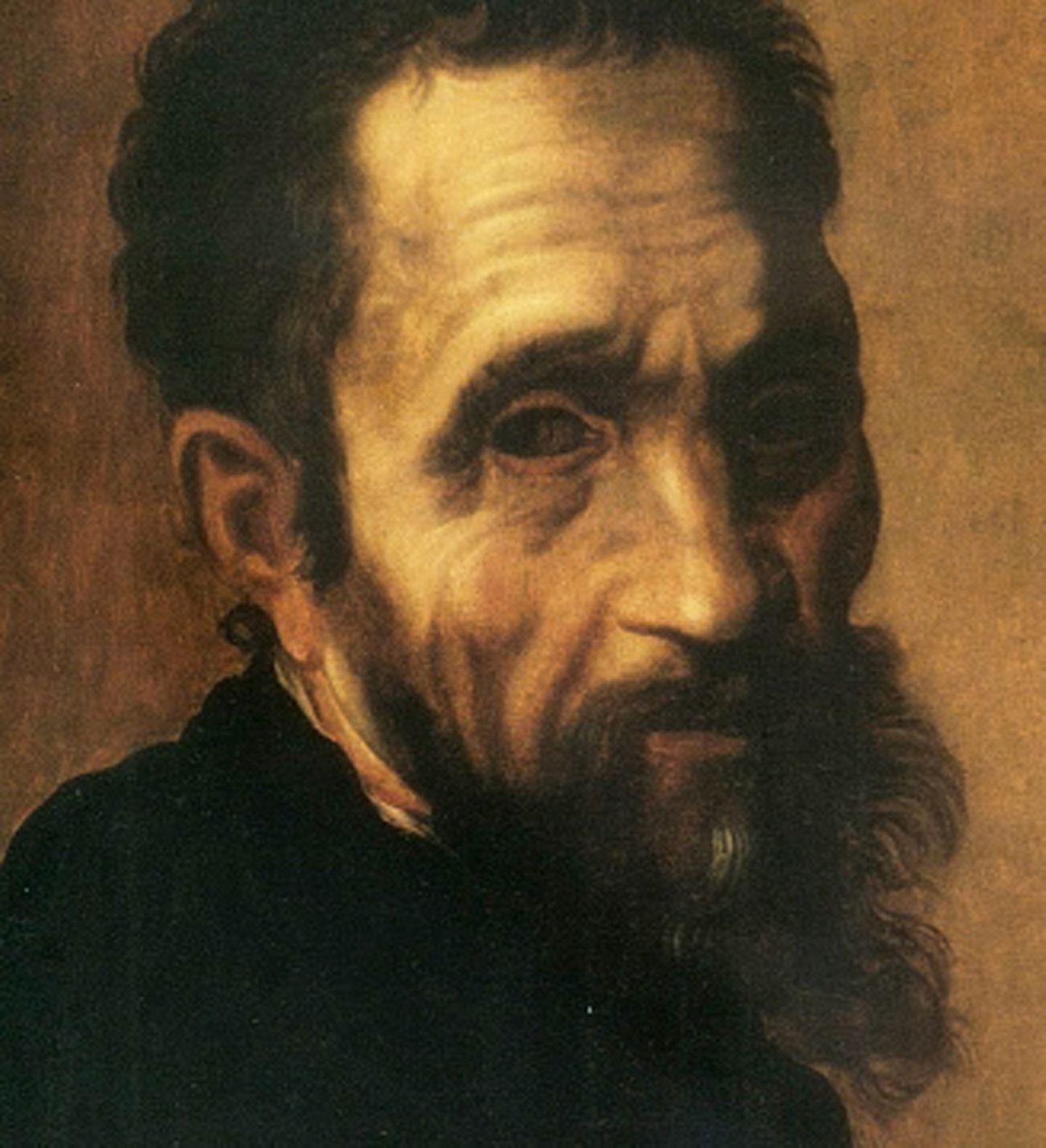 Portfolio: Michelangelo Buonarroti