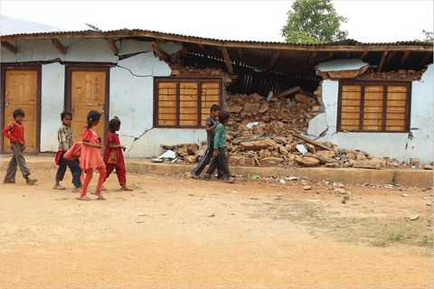 Spendenaufruf: Nothilfe für Nepal!