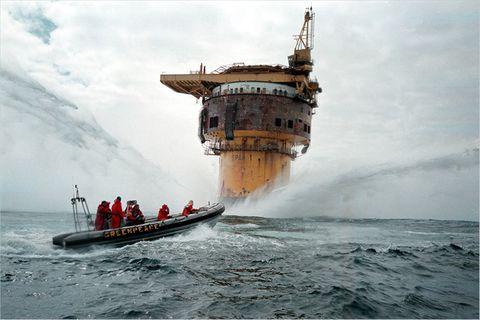Ölindustrie in der Nordsee: Brent Spar und die Folgen