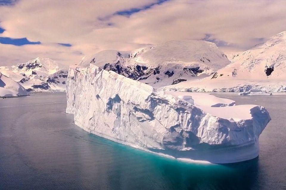 Antartica: Video: Imposante Luftaufnahmen der Antarktis