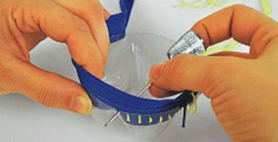 Basteln: Unter Verschluss! Baut euch eine Flaschenbox