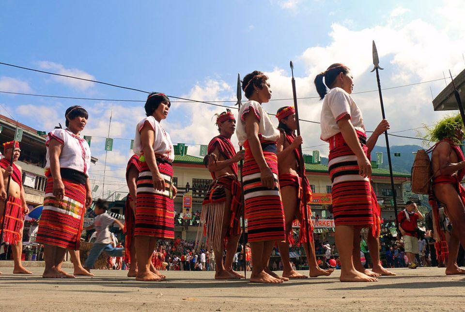 Philippinen: Das Imbayah-Festival in der Stadt Banaue soll Besuchern aber auch Einheimischen das Leben in der einzigartigen Bergregion wieder näher bringen