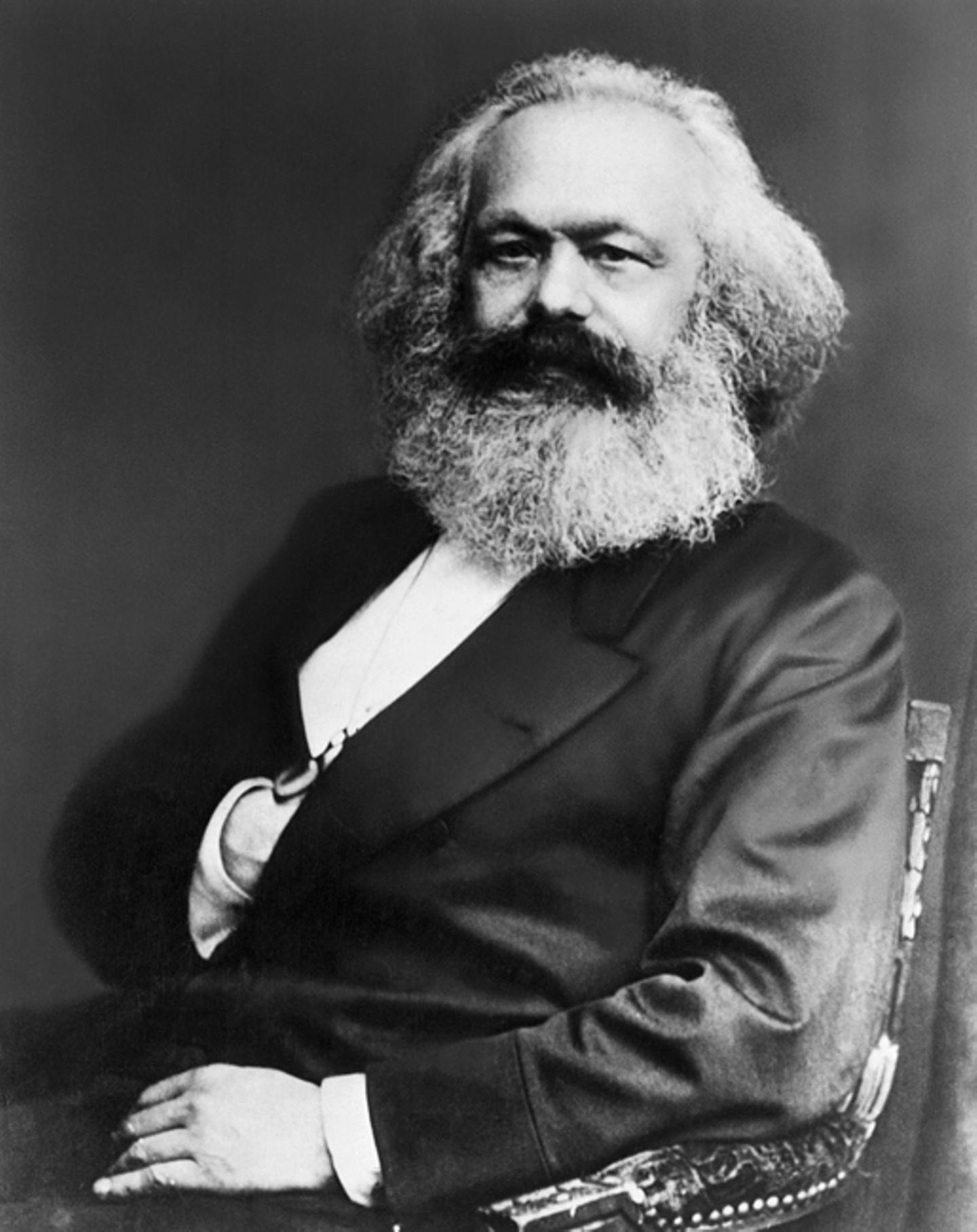 Biografie: Karl Marx ist der Begründer des Kommunismus