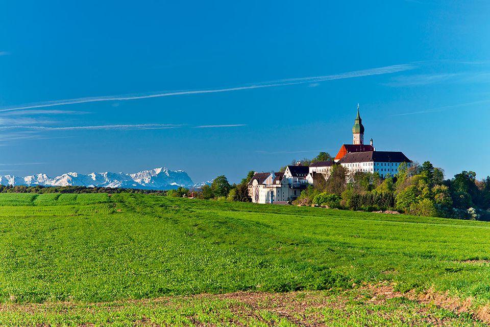 Wandern: Auf dem Münchner Jakobsweg