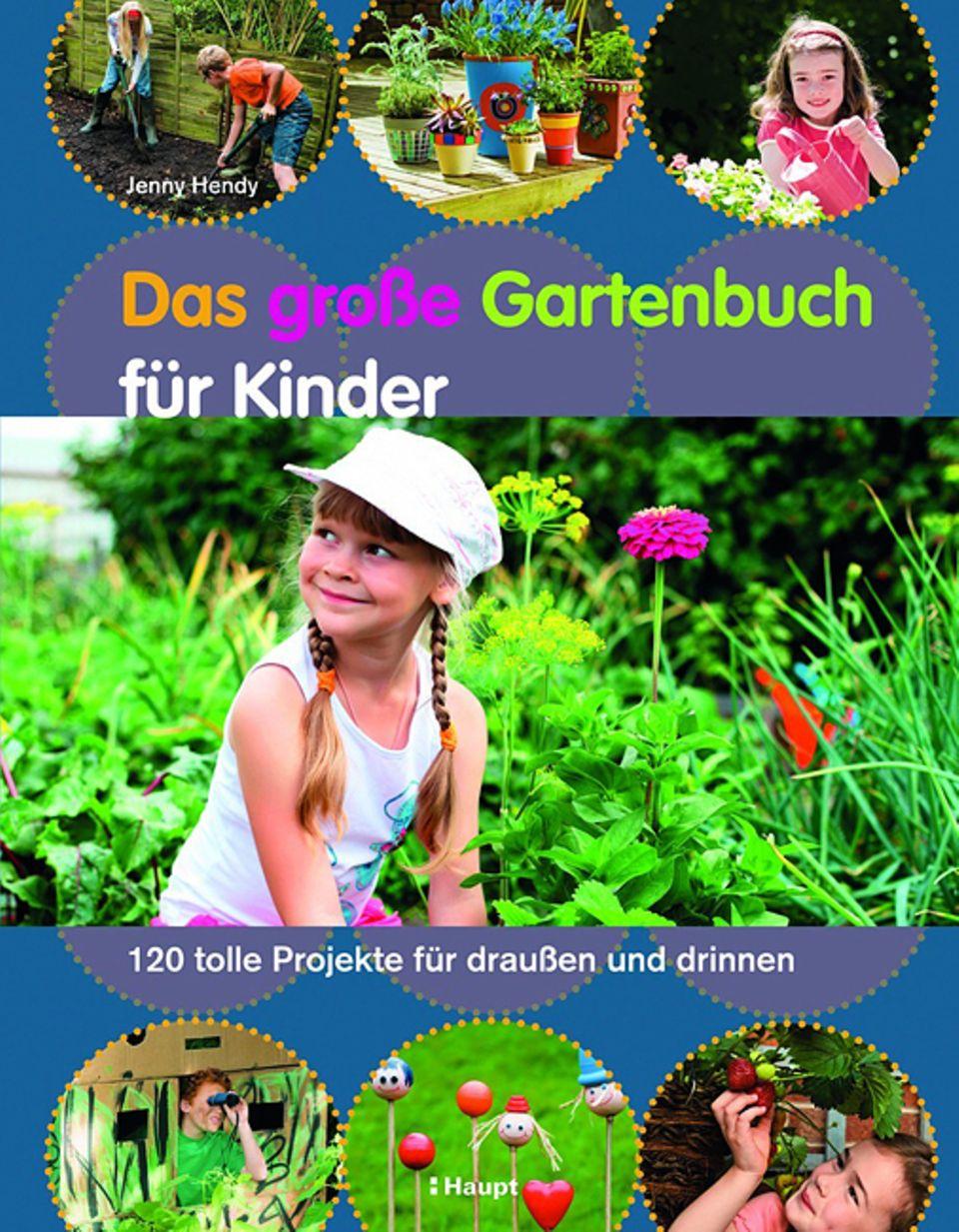 Buchtipp: Das große Gartenbuch für Kinder