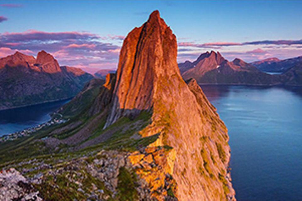 Timelapse: Jeder Winkel Norwegens