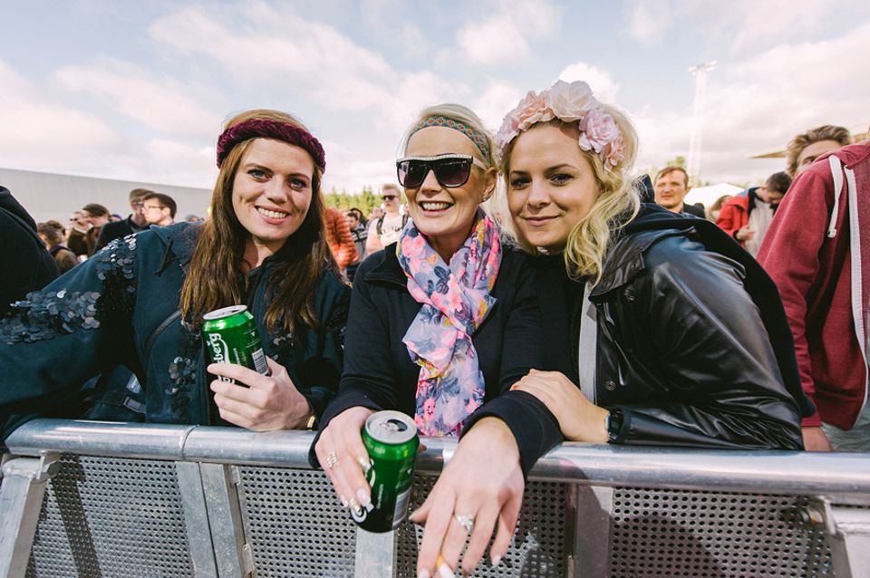 Mittsommer: Drei Tage wach: Auf dem Solstice Festival in Reykjavík kein Problem, zumindest die Sonne macht hier zu Mittsommer nicht schlapp