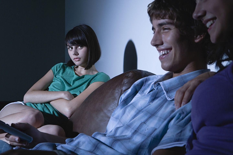 Eifersucht: Wer bei seinem Partner misstrauisch ist, gesteht indirekt ein, sich nicht hoch genug zu schätzen