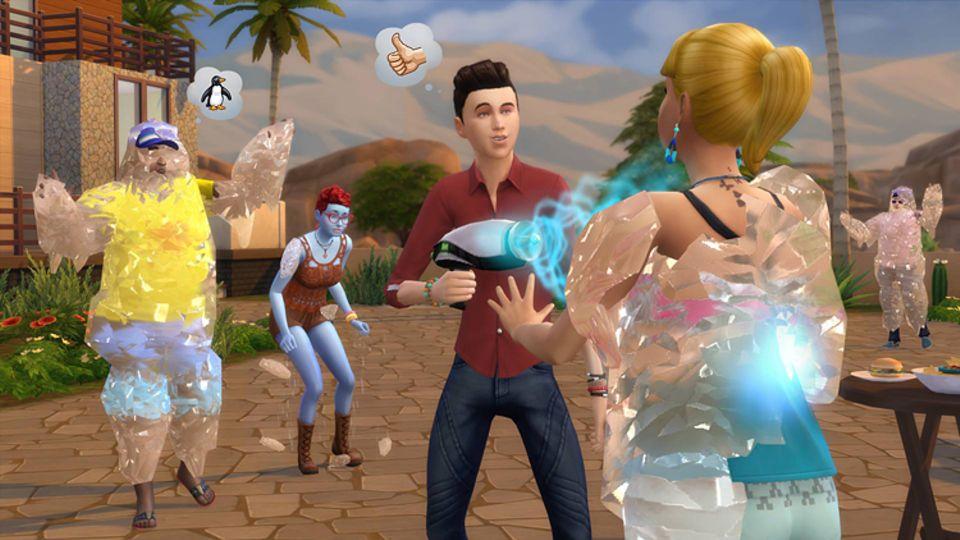Spieletest: Mach dir einen Spaß und versetze deine Nachbarn in eine Froststarre!