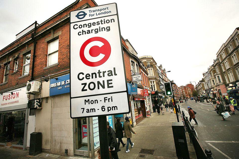 City-Maut: Wo die Durchfahrt kostet