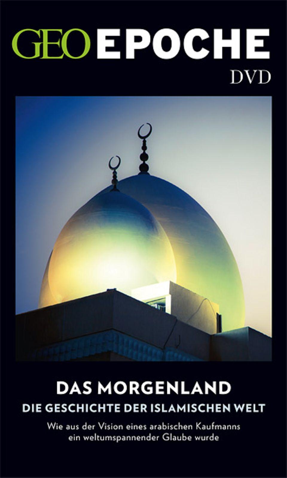 Islam: Die DVD zum Heft: Eine Dokumentation über die Geschichte der islamischen Welt