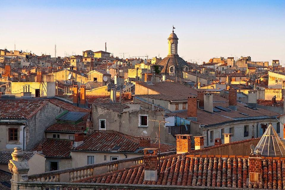 Städtereise: Montpellier - Mit der Tram ans Meer
