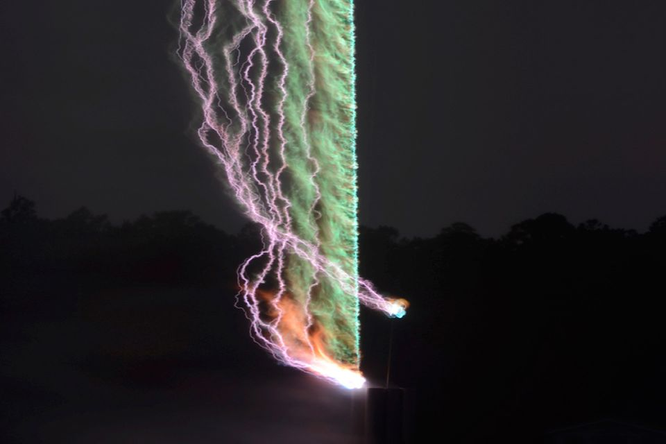Meteorologie: So sieht Donner aus
