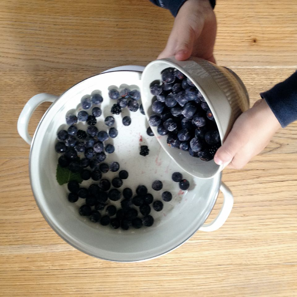 Rezept: Fruchtgummis