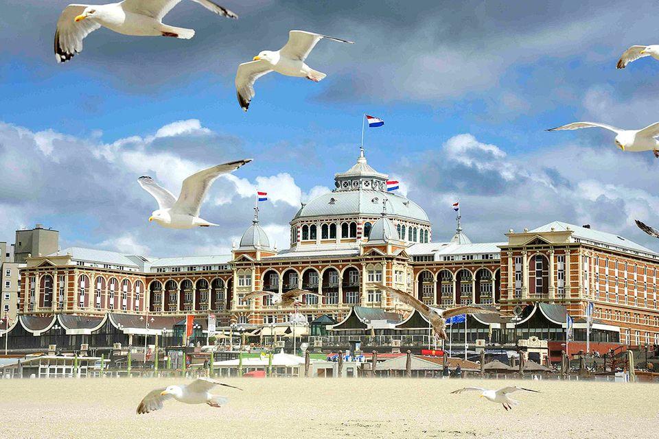 Den Haag: Hollands internationales Dorf