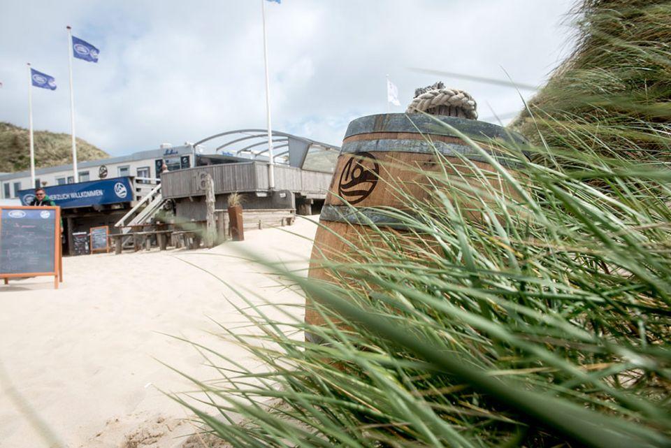 Sylt: Im Windschatten der Dünen liegt Sylts chilligstes Surfbistro