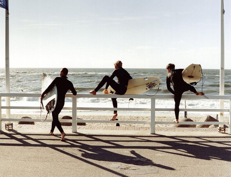 36 Stunden auf Sylt: Endlich auf die Bretter. Ob Surfen oder Stand up Paddling - Sylt macht´s möglich