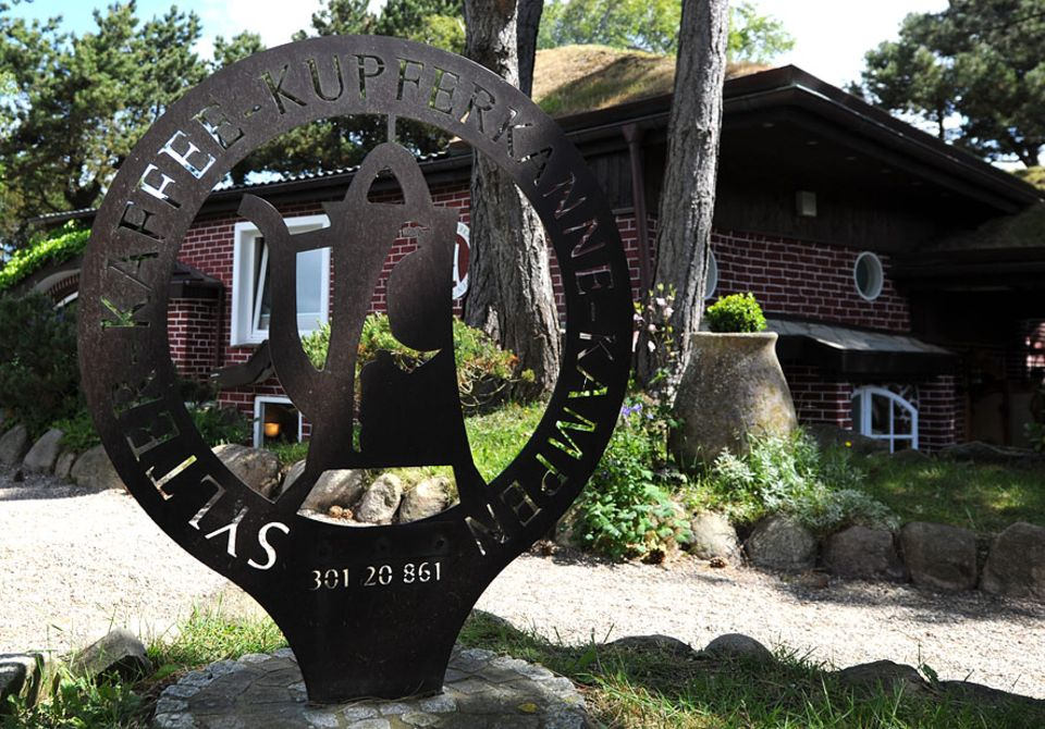 36 Stunden auf Sylt: Kaffeepause in der Kupferkanne gehört zum Pflichtprogramm eines Syltbesuchs. Seit mehr als 60 Jahren gibt es das Kuchenparadies in Kampen schon