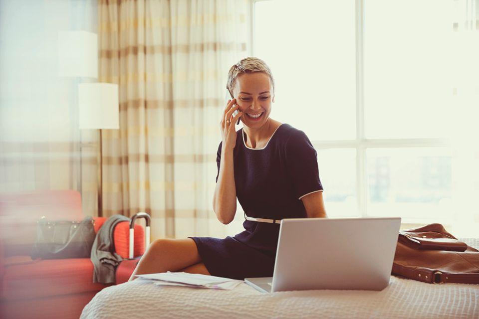WLAN: Nur etwa 73 Prozent aller deutschen Hotels bieten gebührenfreies Surfen im Netz
