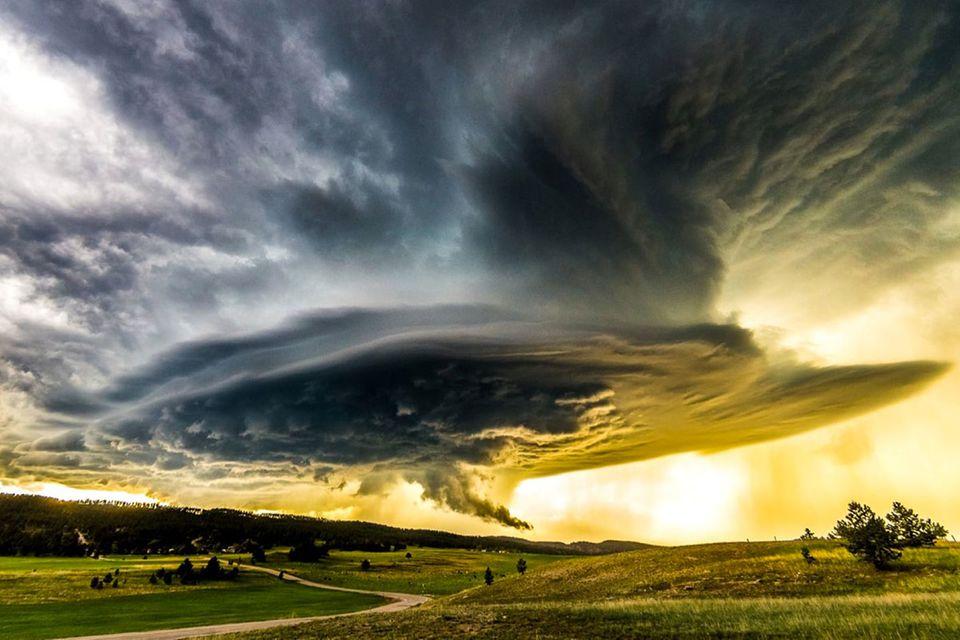 Video: Fünf Wochen Sturm in fünf Minuten