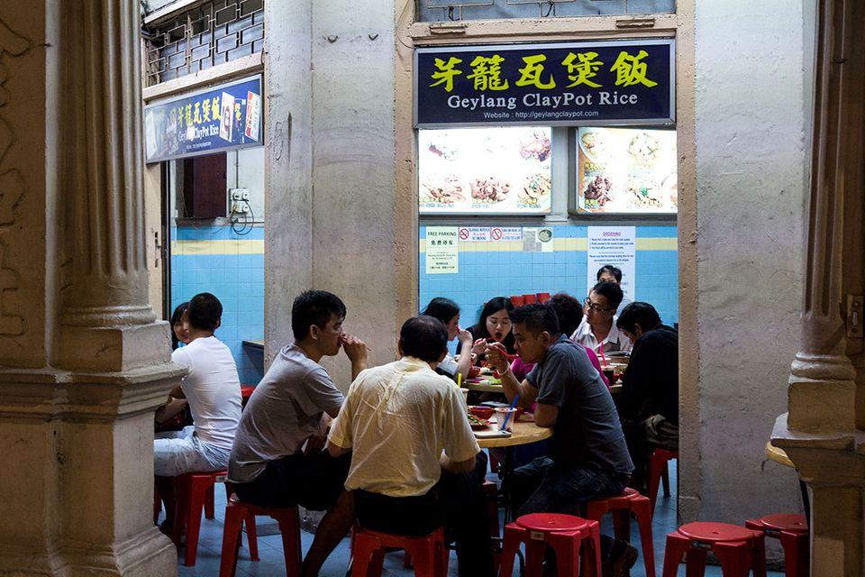 Foodtour mit Tony Boey: Eine kulinarische Entdeckungsreise durch Singapur
