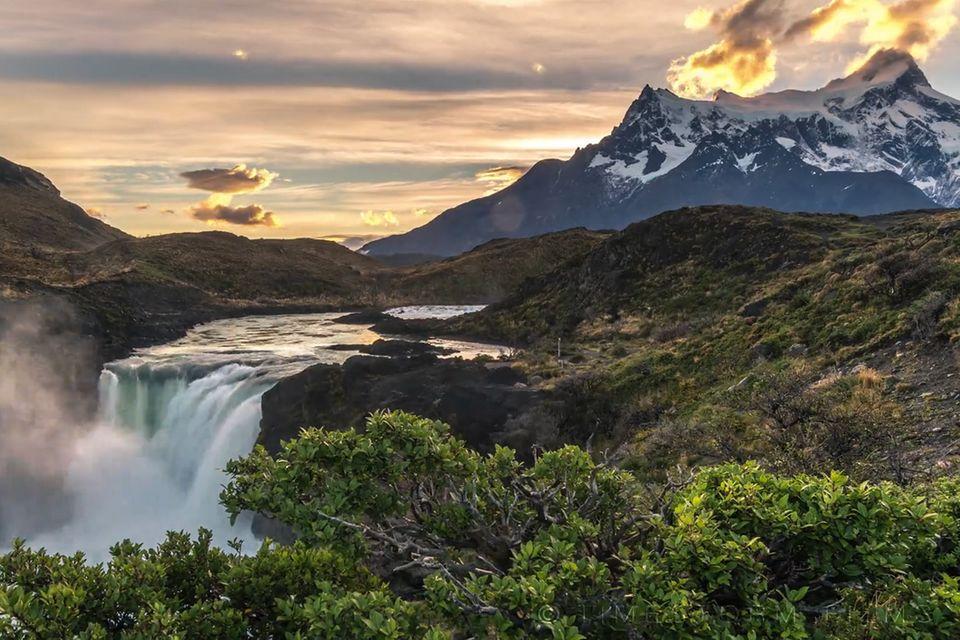 Zeitraffer-Video: Die Wildheit Patagoniens in vier Minuten
