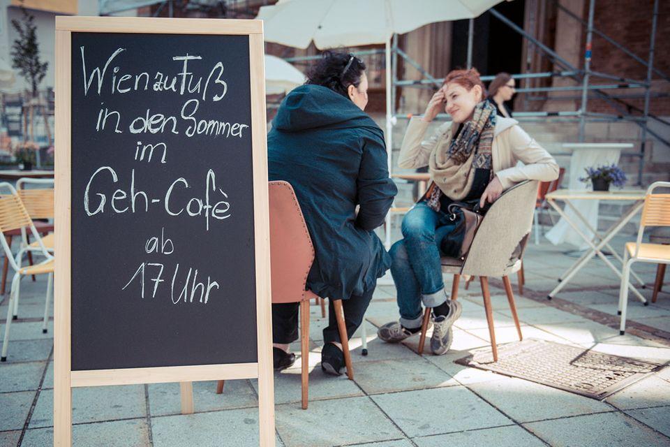 Wien zu Fuß: Ein Interview mit Petra Jens, Beauftragte für Fußverkehr