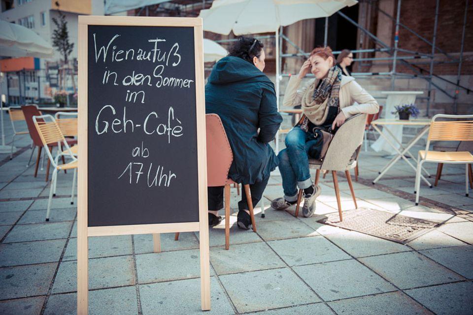 """Wien zu Fuß: Ende Oktober 2015 findet die Konferenz """"Walk21"""" in Wien statt"""