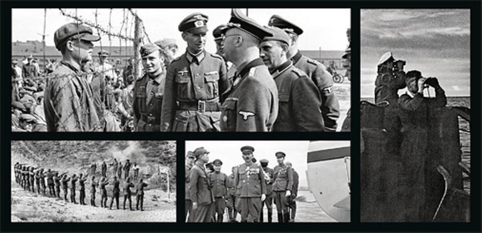 Geschichte in Bildern: Während die Wehrmacht in die Weiten Nordafrikas und Russlands vordringt, fordert Japan im Pazifik die USA heraus