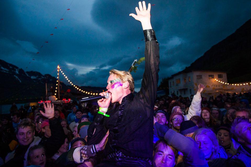 Island: Festivals zwischen Fjord und Gletscher