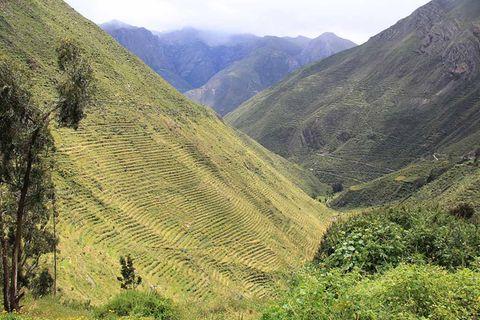 Das Terrassenwunder von Peru