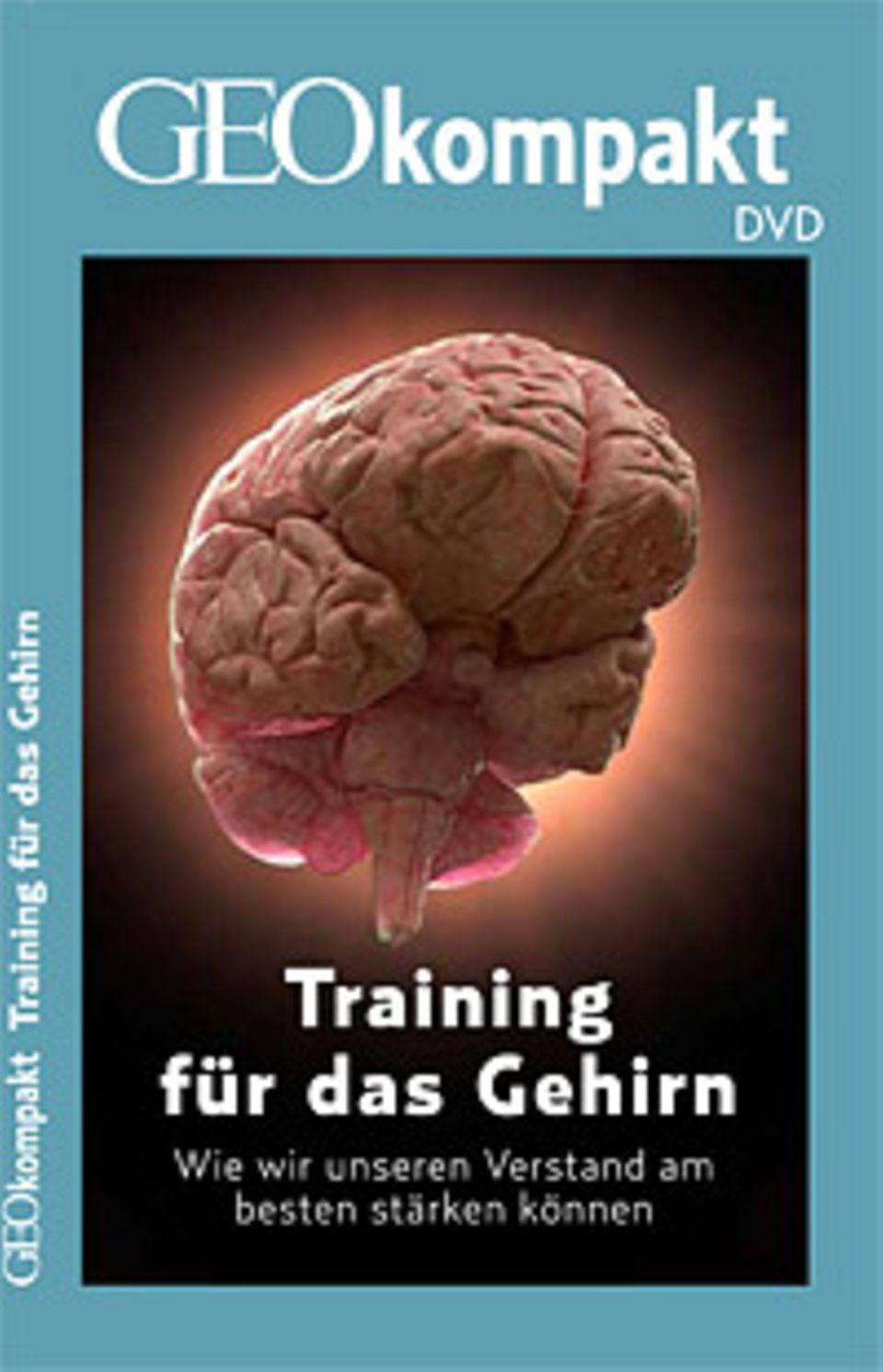 """Jung im Kopf: GEOkompakt Nr. 44 """"Jung im Kopf"""" ist auch mit DVD erhältlich"""