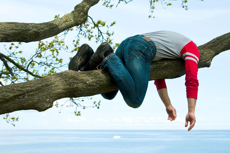 Selbstmotivation: Nicht hängen lassen: Wer sich von schlechten Erfahrungen nicht demotivieren lässt, kann immer besser werden