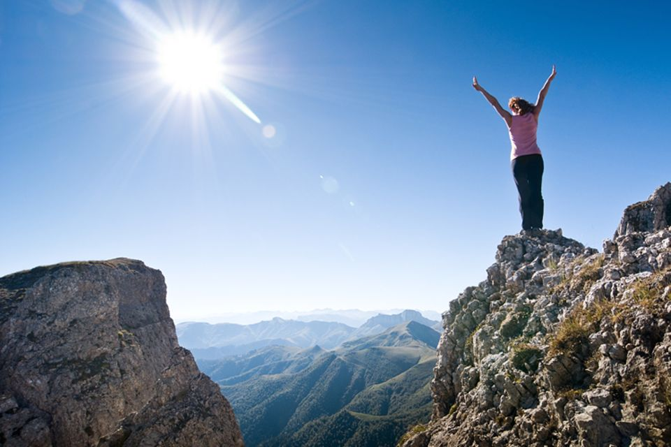 Spitzenmäßig: Berge: Überragende Natur