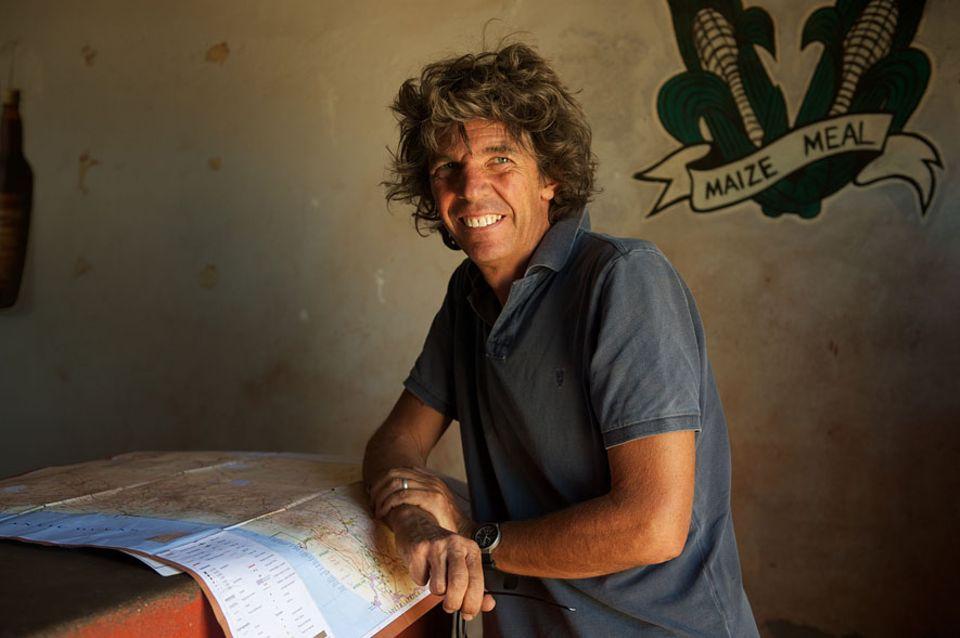 Tipps von Michael Martin: Martins längste Tour am Stück: 15.000 Kilometer von Kapstadt, Südafrika, nach Nouakchott, Mauretanien