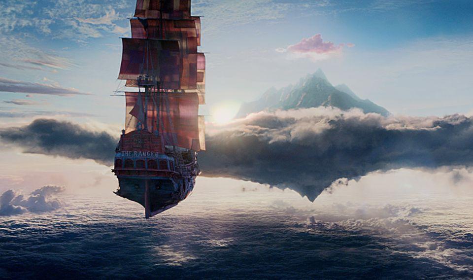 Filmtipp: Im Nimmerland können nicht nur die Schiffe fliegen...