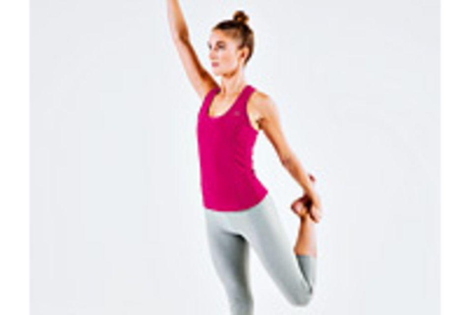 Yoga: Die besten Übungen für das Herz