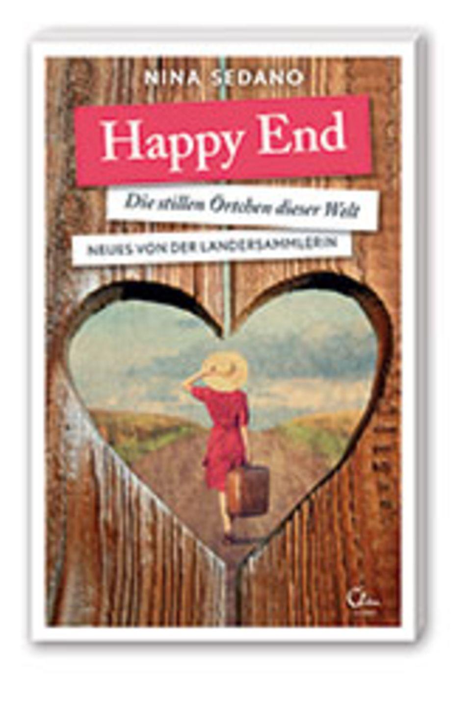 """Interview: Ihre Begegnungen mit den """"stillen Örtchen dieser Welt"""" schildert Nina Sedano in ihrem Buch """"Happy End"""", Eden Books, April 2015, 378 Seiten, 14,95 Euro"""