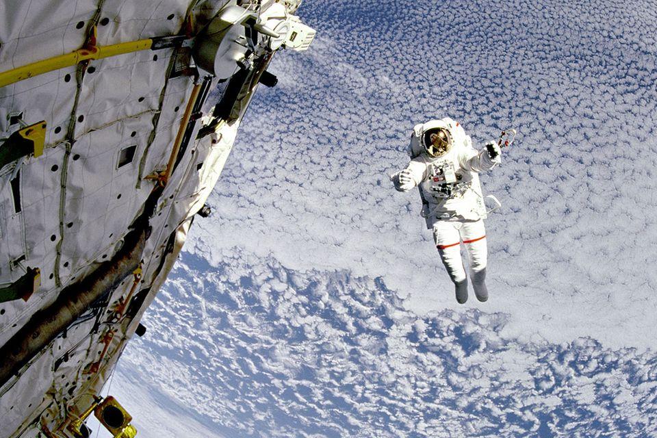 Weltraumrecht: Was passiert bei einem Rechtsstreit im Weltall?