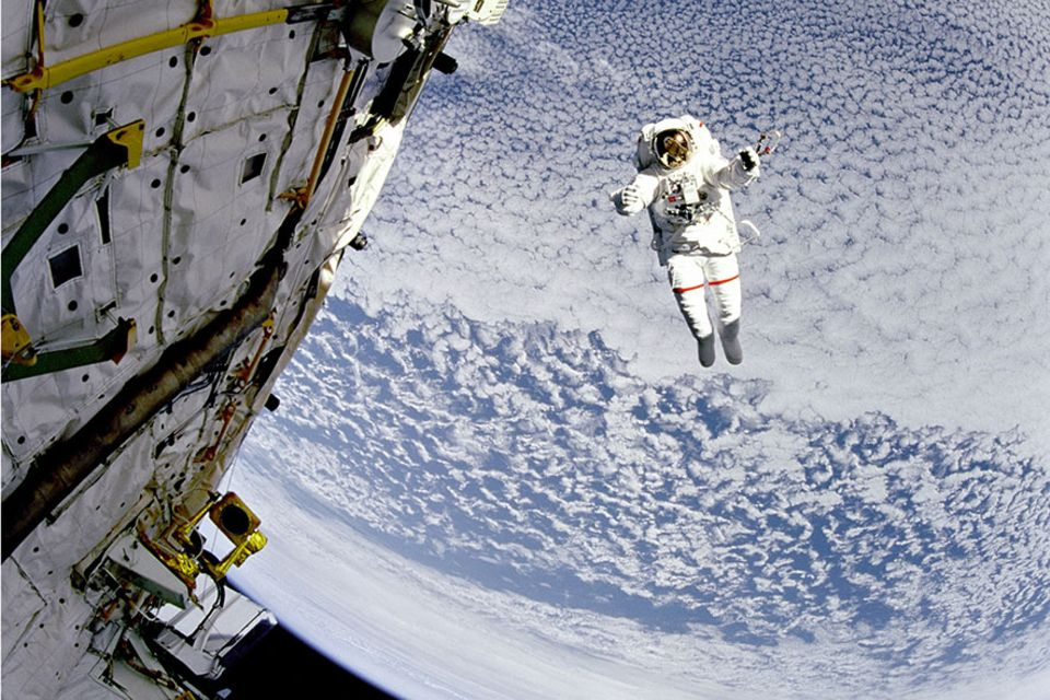 Weltraumrecht: Das Weltraumrecht hängt im luftleeren Raum