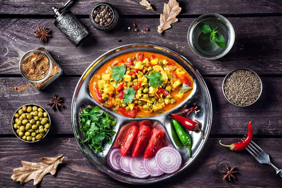 Ayurveda: Die goldenen Regeln der ayurvedischen Ernährung